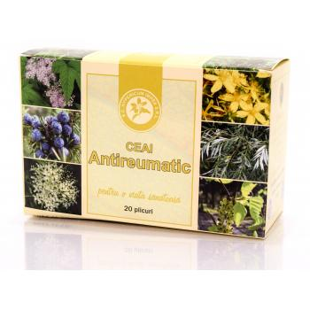 Ceai antireumatic 20 pl HYPERICUM