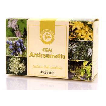 Ceai antireumatic 30 gr HYPERICUM