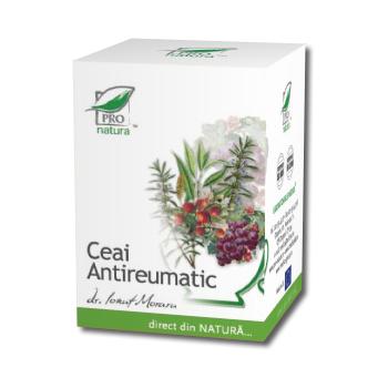 Ceai antireumatic 20 pl PRO NATURA