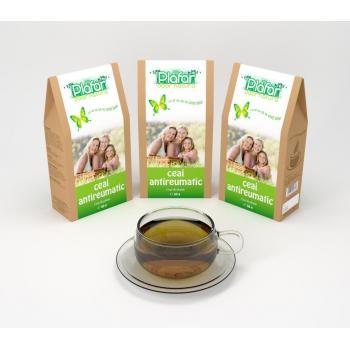 Ceai antireumatic 50 gr PLAFAR