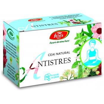 Ceai antistres 20 pl FARES