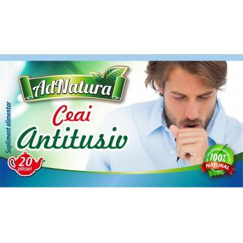 Ceai antitusiv 20 pl ADNATURA