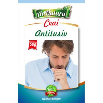 Ceai antitusiv 50 gr ADNATURA