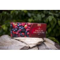 Ceai aromat din fructe de padure