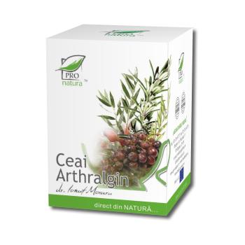 Ceai arthralgin 20 pl PRO NATURA