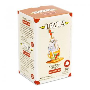 Ceai caramel apple  20 pl TEALIA