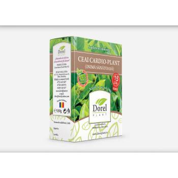 Ceai cardio-plant (inima sanatoasa) 150 gr DOREL PLANT