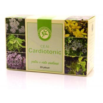 Ceai cardiotonic 20 pl HYPERICUM