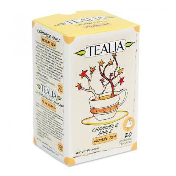 Ceai chamomile apple  20 pl TEALIA