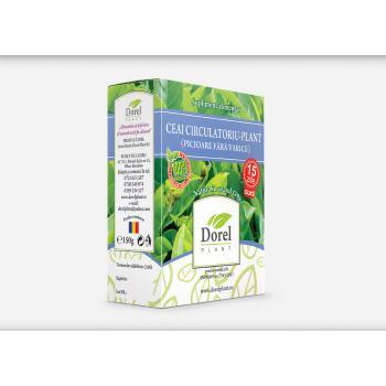 Ceai circulatoriu-plant (picioare fara varice) 150 gr DOREL PLANT