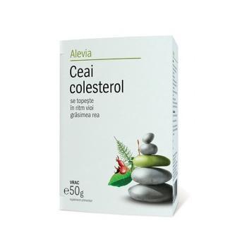 Ceai colesterol 50 gr ALEVIA