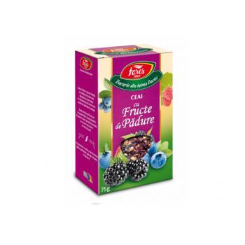 Ceai cu fructe de padure 75 gr FARES