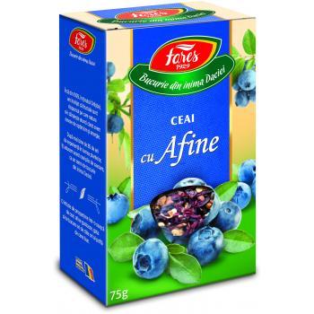 Ceai de afine 75 gr FARES