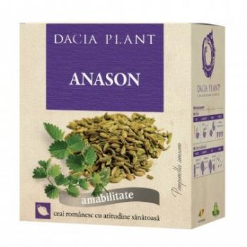 Ceai de anason 50 gr DACIA PLANT