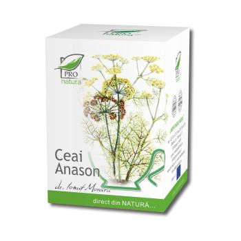 Ceai de anason 20 pl PRO NATURA
