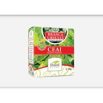 Ceai de branca ursului 50 gr DOREL PLANT