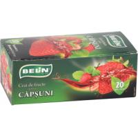 Ceai de capsuni