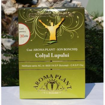 Ceai de coltul lupului 350 gr AROMA PLANT