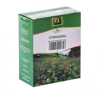Ceai de coriandru 50 gr STEF MAR