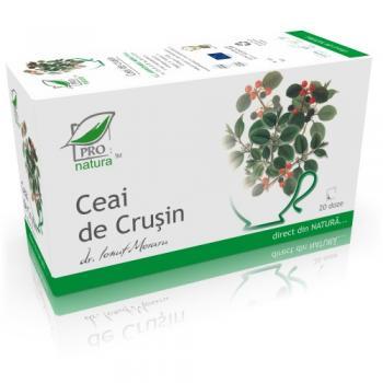 Ceai de crusin 20 pl PRO NATURA