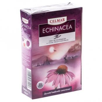 Ceai de echinacea 25 pl CELMAR