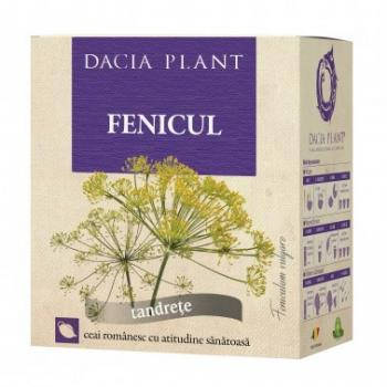 Ceai de fenicul 50 gr DACIA PLANT