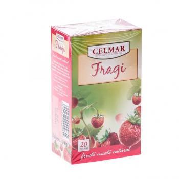 Ceai de fragi 20 pl CELMAR