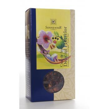 Ceai de fructe, deliciul fructelor 100 gr SONNENTOR