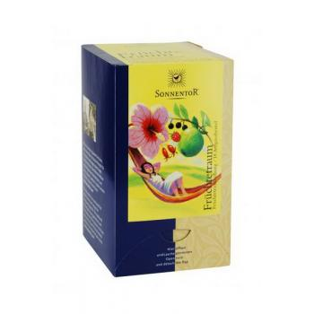 Ceai de fructe, deliciul fructelor 18 pl SONNENTOR