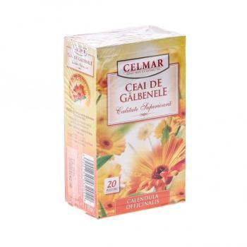 Ceai de galbenele 20 pl CELMAR