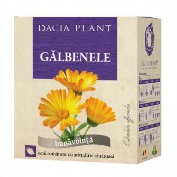 Ceai de galbenele 50 gr DACIA PLANT