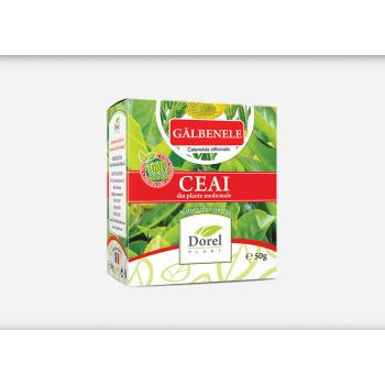 Ceai de galbenele 50 gr DOREL PLANT
