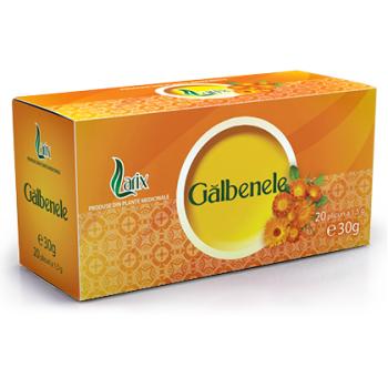 Ceai de galbenele 20 pl LARIX