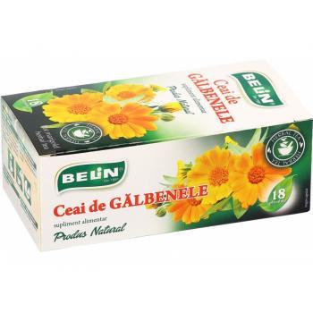 Ceai de galbenele 18 pl BELIN