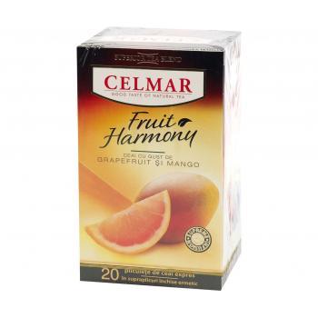 Ceai de grapefruit si mango 20 pl CELMAR
