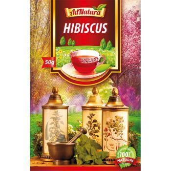 Ceai de hibiscus 50 gr ADNATURA