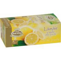 Ceai de lamaie si multe alte fructe