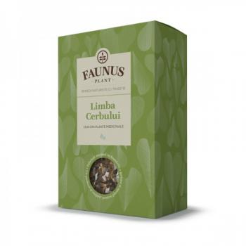 Ceai de limba cerbului 50 gr FAUNUS PLANT