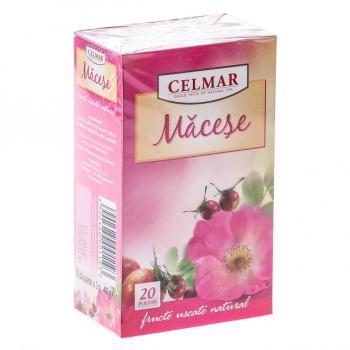 Ceai de macese 20 pl CELMAR