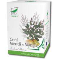 Ceai de menta & mango