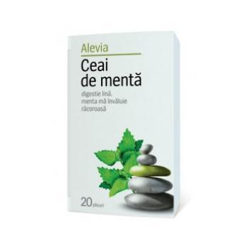 Ceai de menta 20 pl ALEVIA