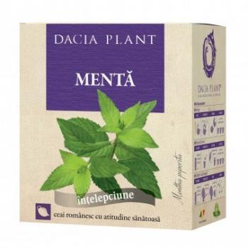 Ceai de menta 50 gr DACIA PLANT