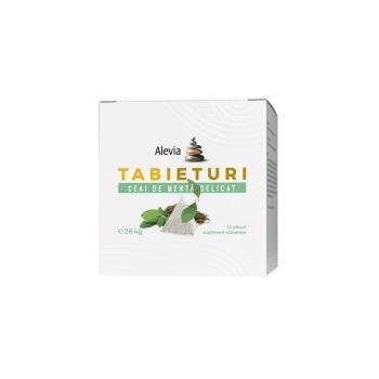 ceai de menta delicat  12 pl TABIETURI