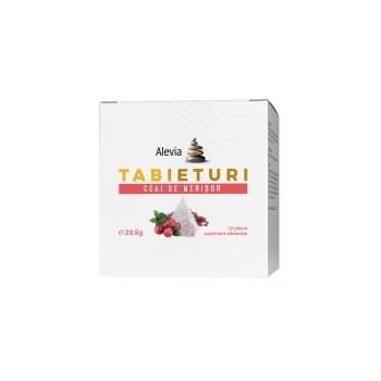 ceai de merisor  12 pl TABIETURI
