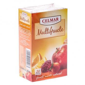 Ceai de multifructe 20 pl CELMAR