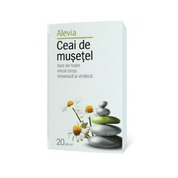 Ceai de musetel 20 pl ALEVIA