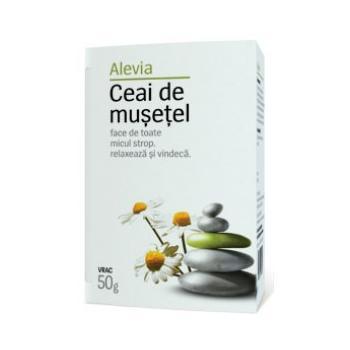 Ceai de musetel 50 gr ALEVIA
