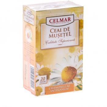 Ceai de musetel 20 pl CELMAR