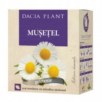 Ceai de musetel 50 gr DACIA PLANT