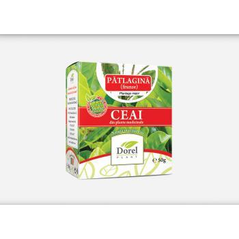 Ceai de patlagina 50 gr DOREL PLANT